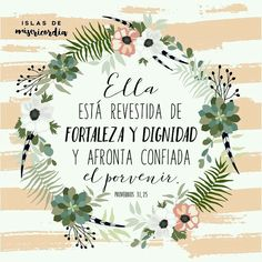 Vintage Wedding Invitation Flowers Save Date Stock Vector (Royalty Free) 283850228 Bible Verses Quotes, Faith Quotes, Godly Quotes, Frases Tumblr, Faith In Love, God Loves You, God First, Godly Woman, Spanish Quotes