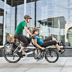 Tandem PINO ALLROUND – E-Bikes, Recumbent Bikes, Handbikes