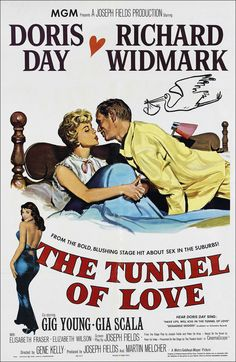 Tunnel of Love (1958) starring Doris Day & Richard Widmark