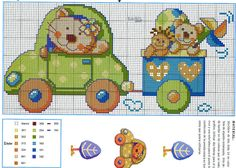Thrilling Designing Your Own Cross Stitch Embroidery Patterns Ideas. Exhilarating Designing Your Own Cross Stitch Embroidery Patterns Ideas. Baby Cross Stitch Patterns, Cross Stitch For Kids, Cute Cross Stitch, Cross Stitch Charts, Cross Stitching, Cross Stitch Embroidery, Embroidery Patterns, Crochet Cross, Crochet Baby