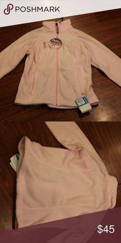 Columbia Sportswear PINK Pink Columbia jacket that supports the national breast cancer foundation. Columbia  Jackets & Coats