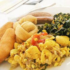 Breakfast – Caribbean Days and Nights