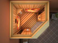 Egyszemélyes sarok infraszauna | InfraVarázs Infraszauna, Finn, Kombi Home Decor, Decoration Home, Room Decor, Home Interior Design, Home Decoration, Interior Design