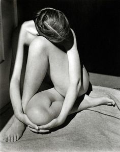 Nude (Charis Wilson, Santa Monica) (1936), often described as Weston's most famous photograph of Wilson.