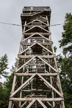 Heybrook Lookout (2.6 mi roundtrip, Central Cascades)