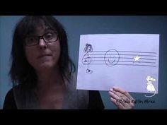 Cuento infantil: Sol Mi (pentagrama, clave de sol, notas musicales) de Estrella Ramon. - YouTube Perfecto para educación musical
