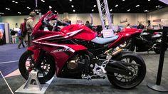 2016 Honda CBR500R – AIMExpo 2015