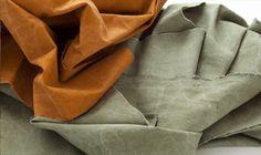 Il Bisonte - Marbled Cotton Canvas