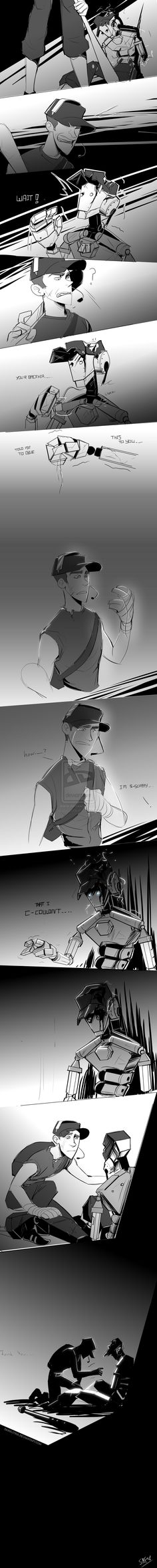 TF2: I'm Sorry... by DarkLitria on DeviantArt