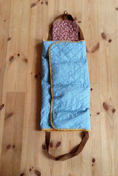 pusletaske, DIY Nursery Room, Diy Baby, Baby Quilts, Diy For Kids, Baby Kids, Diy And Crafts, Couture, Blog, Gifts