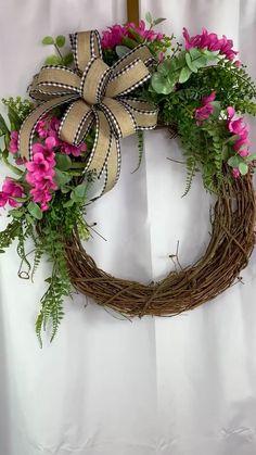 Rustic Wreaths, Beach Wreaths, Country Wreaths, Spring Wreaths, Easter Wreaths, Summer Wreath, Holiday Wreaths, Wreaths For Front Door, Door Wreaths