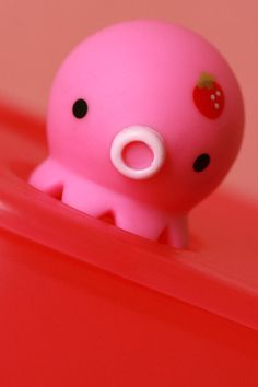 cute, japan, kawaii, octopus, pink