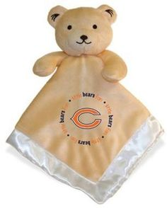 Baby Fanatic NFL Chicago Bears Security Bear