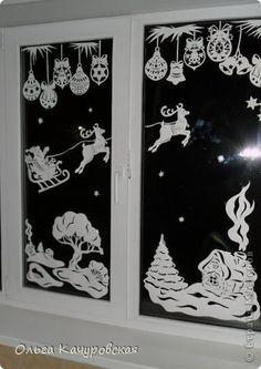 Интерьер Картина панно рисунок Книга Новый год Рождество Вырезание Всё новое - это хорошо   отредактированное старое -   шаблоны Бумага фото 5