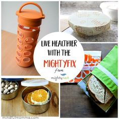Get a Lifefactory reusable bottle for only $5 - with a subscription to MightyFix   www.mindfulmomma.com