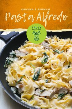Pasta Recipes, Cooking Recipes, Healthy Recipes, Crockpot Recipes, Supper Recipes, Great Recipes, Chicken Spinach Pasta, Beef Wellington Recipe, Super Easy Dinner