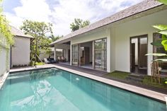 1 Bedroom Villa with private pool at The Decks Bali Villas.