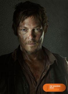 """Norman Reedus es """"Daryl Dixon"""".  The Walking Dead - Martes 22.00  #TWD3ENFOX Mira contenido exclusivo en www.foxplay.com"""