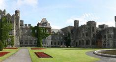 Sov som en kung: Fyra underbara slott ombyggda till hotell