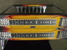 Fender 1000 Pedal Steel 1960sNeeds a little work - all original and in tact.