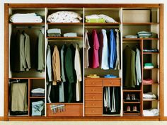 Wall Hang economical low cost two bedroom eps prefab house Walk In Closet Design, Fitted Wardrobes, Prefab Homes, Two Bedroom, Bedrooms, Bedroom Storage, Dressing Room, Furniture, Home Decor