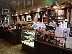 Peet's. Where it all started. Fillmore. Simply the best coffee.