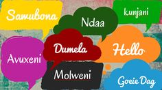 All about the official languages in South Africa, the home languages spoken by the South Africans, language courses and languages spoken and taught in Cape Town Languages Of South Africa, Zulu Language, Xhosa, Cape Town, Black History, Best Quotes, African, Facts, Teaching