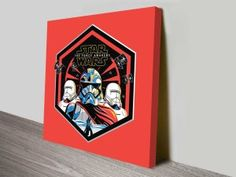 the-force-awakens-retro-square-canvas-art