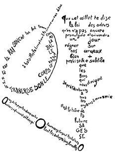 Guillaume Apollinaire - Calligramme - La Mandoline, l'œillet et le bambou.png