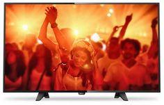 Philips Full HD Ultra Slim LED TV (82 cm) Audio In, Audio Speakers, Vesa Mount, Dvb T2, Tv Tuner, Full Hd 1080p, Usb, Display Screen, Historia