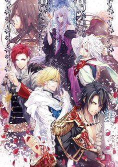 Reine des Fleurs Regular Edition [w/ CDJapan Original Bonus] Game PS Vita