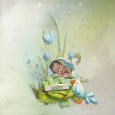 credits: jofia designs & cara waterson Birth Announcements, Design