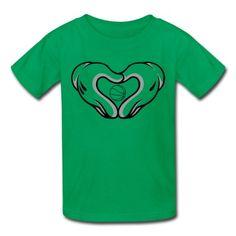 love basketball T-Shirt   Spreadshirt   ID: 12350255