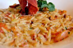 Συνταγή: Κριθαράκι για χορτοφάγους « Συνταγές με κέφι Vegetarian Recipes, Cooking Recipes, Greek Recipes, Rice, Pasta, Meat, Chicken, Vegan Food, Ethnic Recipes