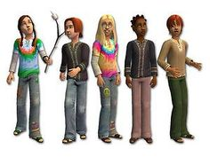 Mod The Sims - Downloads -> fakepeeps7 -> Body Shop