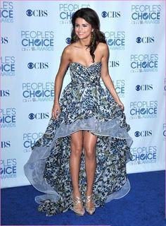 Selena Gomez dress