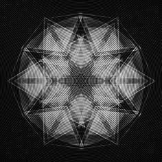 hexagram, by Gabriel Zambrano