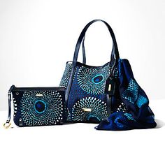 Something delicious for Spring - blue-fabulous Spring! - just out from Burberry...