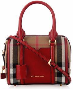 Burberry satchel