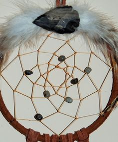 Dream Catcher Labradorite by OurLostAngelsDesigns on Etsy