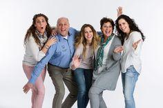 Familie fotoshoot Familie Van Roij