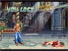 Bajar el juego abandonware      Fatal Fury 3: Road To The Final Victory gratis