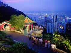 Hong Kong...Been there done that.
