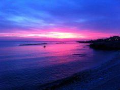 Bisceglie (Italy) alba (sunrise)