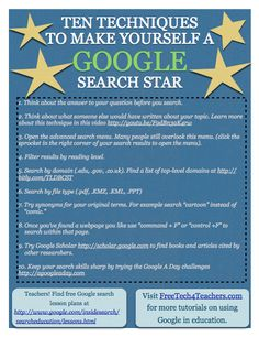 10 Google Search Tips All Students Can Use