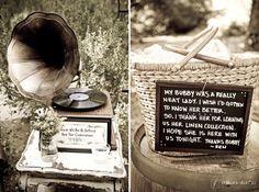 A DIY-styled vintage vineyard-meets-Gatsby LA wedding