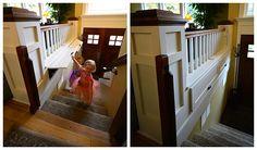 Staircase Burlando Home Improvement > Portfolio > Trim & Finish Carpentry