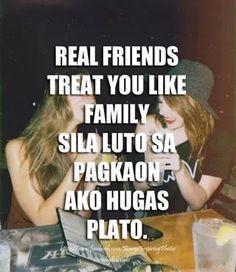 Kiya nani megs. Bisaya Quotes, Patama Quotes, Quotable Quotes, Tagalog Qoutes, Hugot, Real Friends, Pinoy, Captions, Haha