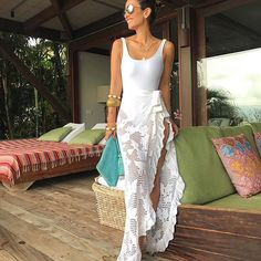 41 Bohemian Outfits That Look Fantastic dress Sie Badebekleidung Bohème 41 Bohemian Outfits That Look Fantastic - Fashion New Trends Beach Dresses, Summer Dresses, Linen Dresses, Holiday Dresses, Outfit Strand, Modest Fashion, Fashion Outfits, Dress Outfits, Bohemian Clothing