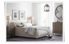 Breathing hominess Restoration Hardware